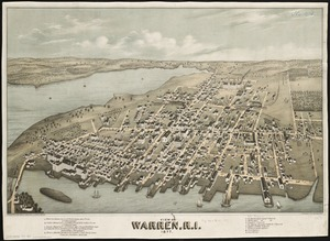 View of Warren, R.I