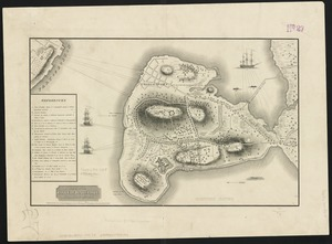 Sketch of the Battle of Bunker Hill
