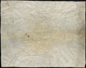 [Land division survey of Duxbury and Pembroke, MA]