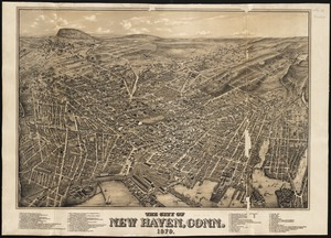 The city of New Haven, Conn