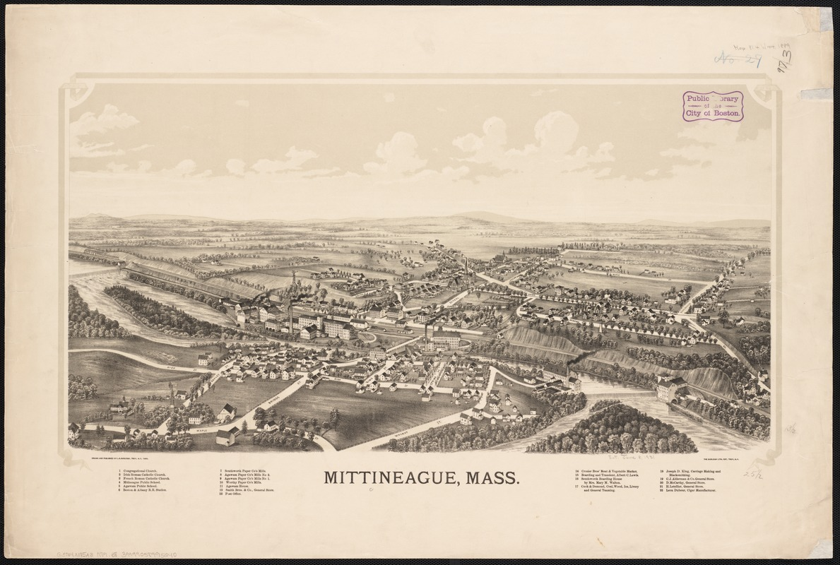 Mittineague, Mass