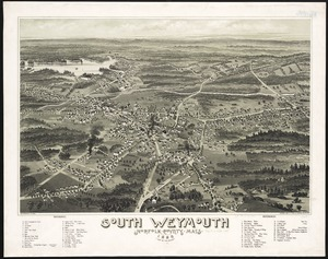 South Weymouth, Norfolk County, Mass. 1885