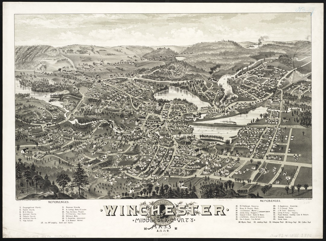 Winchester, Middlesex County, Mass