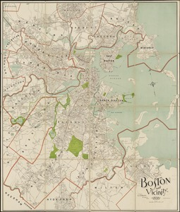 Boston and vicinity