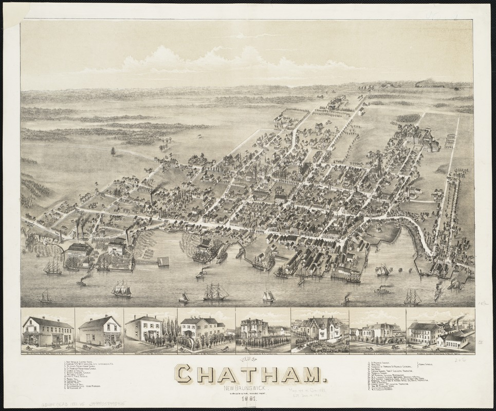 View of Chatham