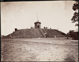 Indian Mound near Chattanooga