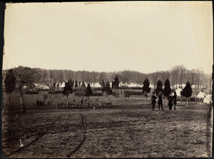 Camp Proctor near Washington, 67th New York Infantry