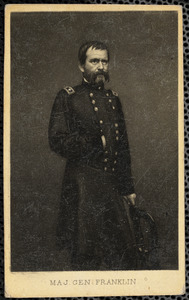 Major General Franklin