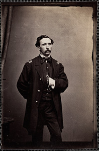 Buck, E. J., Surgeon, 18th Wisconsin Infantry
