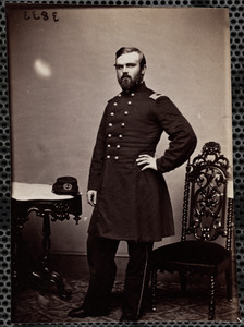 Baxter, J. H., Major and Surgeon, 12th Massachusetts Infantry