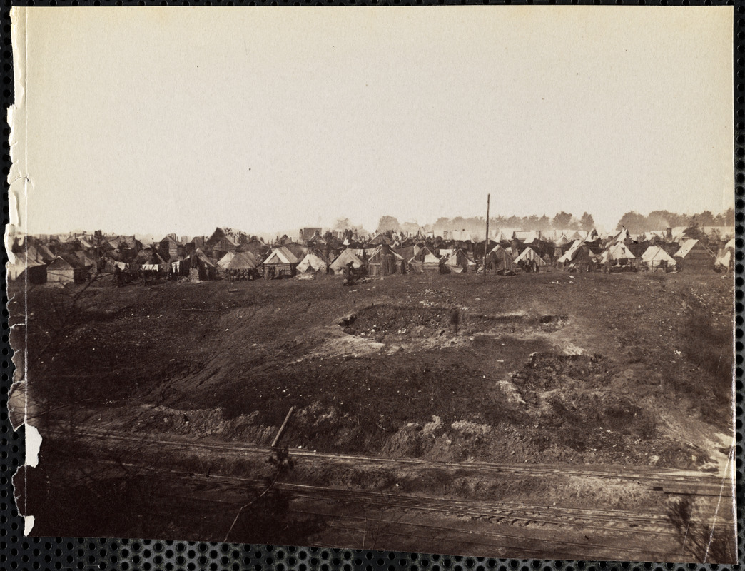 Camp of Labors, City Point , Virginia