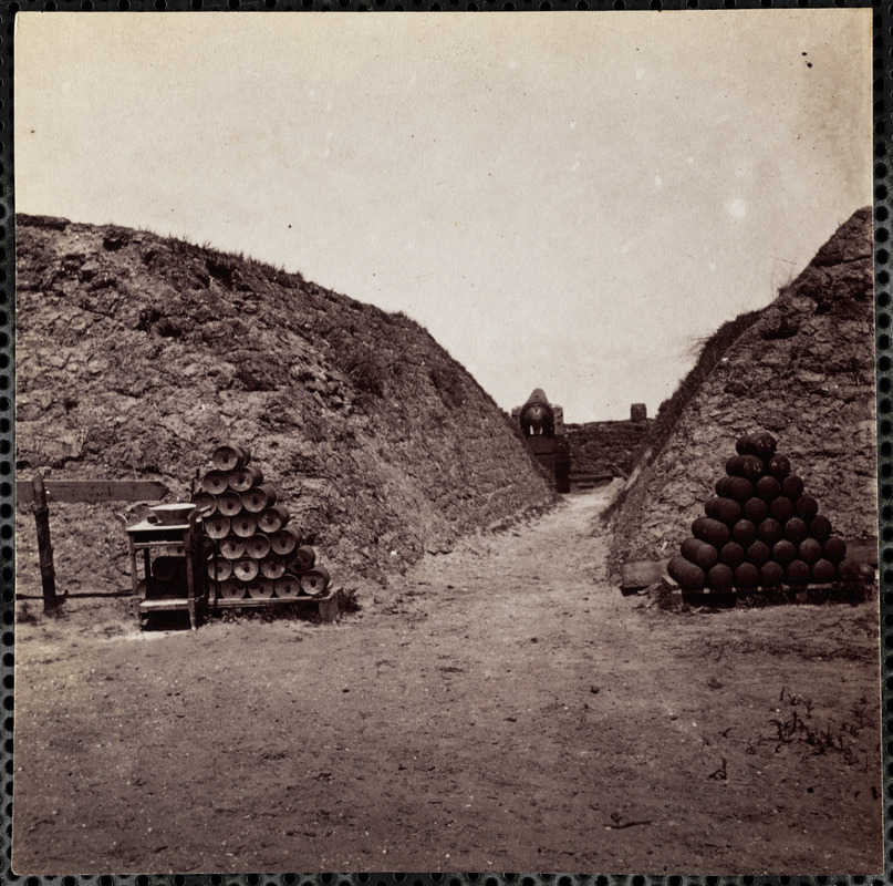 Fort Johnson Interior