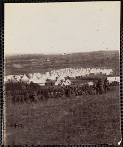 31st Pennsylvania Infantry Camp
