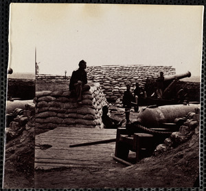 Confederate Fortifications Yorktown