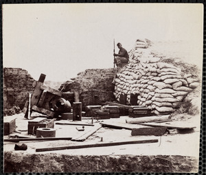 Confederate Fortifications