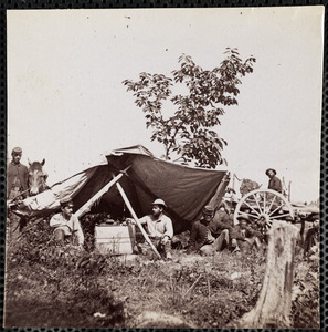 Telegraph Station, Wilcox Landing, James River