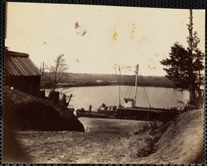 Aiken's Landing, James River, Virginia