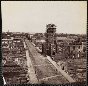 Charleston South Carolina April 1865