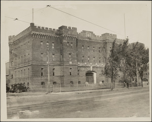 Cambridge armory