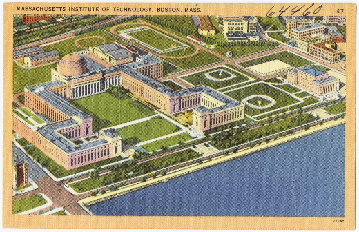 Massachusetts Institute Of Technology Boston Mass Digital - Where is massachusetts