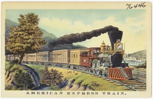 American Express Train