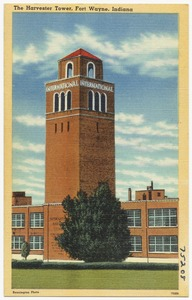 The Harvester Tower, Fort Wayne, Indiana