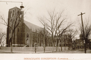 Immaculate Conception, Lawrence