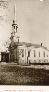 First Baptist Church, Lawrence