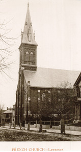 French Church, Lawrence