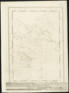 [St. Peter's Bay, on the south shore of Cape Breton Island]