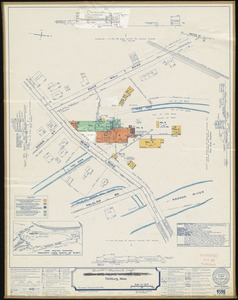 Brown Bag Filling Machine Co., Inc., Fitchburg, Mass. [insurance map]