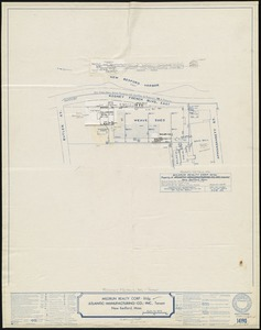 Mildrun Realty Corp. - Bldg., Atlantic Manufacturing Co., Inc., Tenant, New Bedford, Mass. [insurance map]