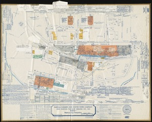 "Nashua Gummed and Coated Paper Company and Nashua Package Sealing Co., Inc. ""Plant No. 1,"" Nashua, N.H. [insurance map]"