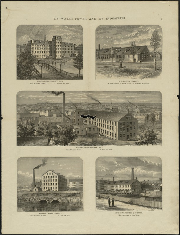 history of the city of holyoke Learn about the engineering history holyoke water power system few decades transformed the fields of ireland parish into the manufacturing city of holyoke.