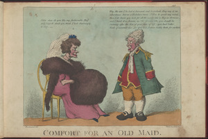 Comfort for an old maid