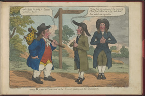The road to London or the countryman and the Quakers