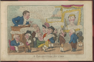 A Lilliputian auction