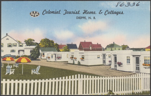 AAA Colonial Tourist Home and Cottages, Dieppe, N. B.