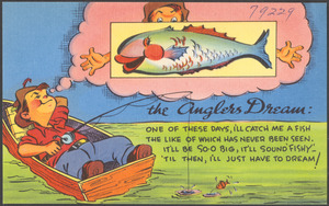 The anglers dream