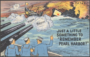Just a little something to remember Pearl Harbor!