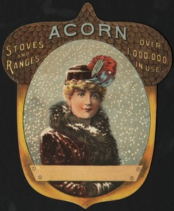 Acorn stoves and ranges. Over 1,000,000 in use.