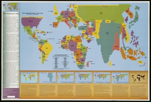 Peters world map digital commonwealth the population map gumiabroncs Image collections