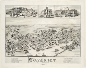 View of Somerset, Massachusetts