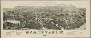 Village of Barnstable, seat of Barnstable County, Mass