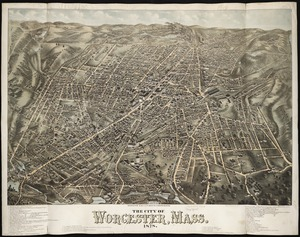 The city of Worcester, Mass