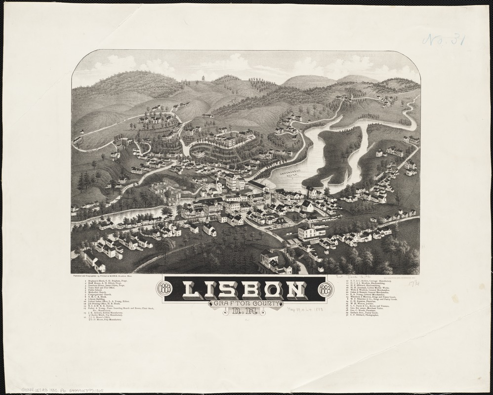 Lisbon, Grafton County, N.H
