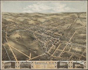View of Oneida, N.Y