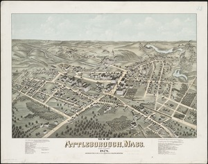 View of Attleborough, Mass