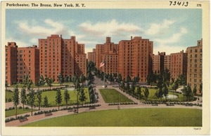 Parkchester, The Bronx, New York, N. Y.