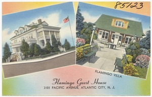 Flamingo Guest House, 3101 Pacific Avenue, Atlantic City, N.J.